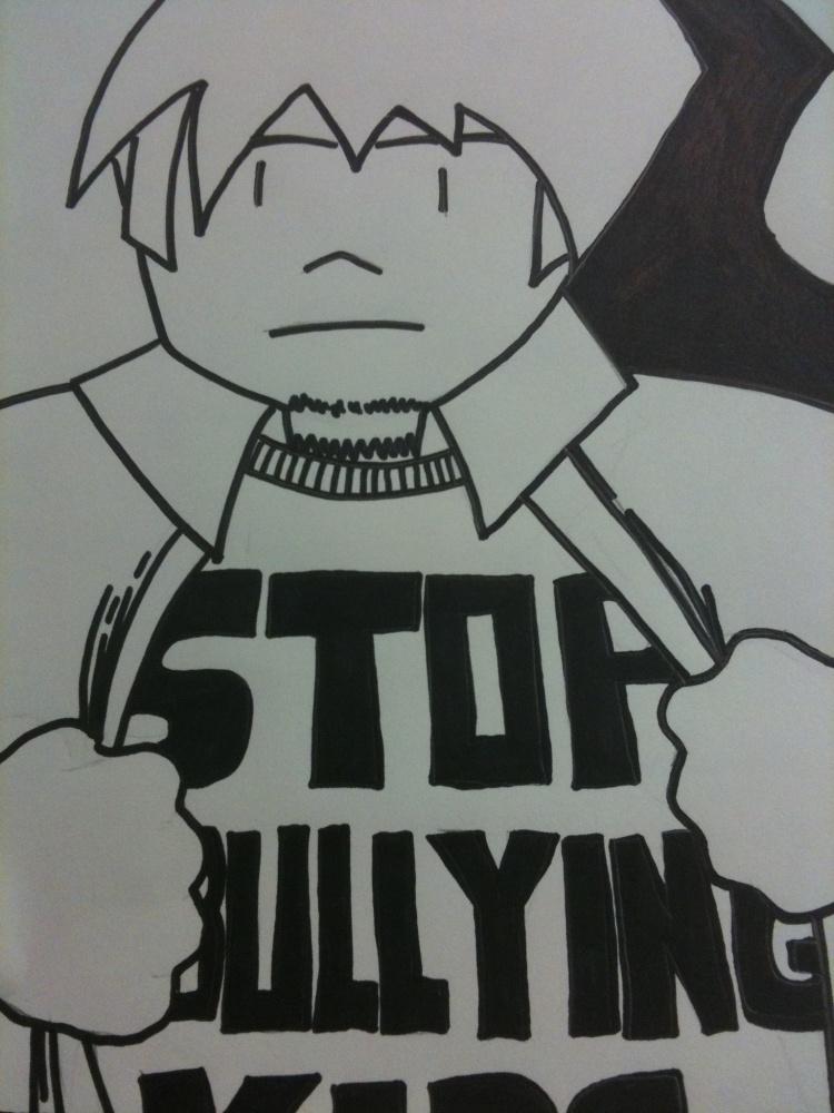 Stop bullying kids.