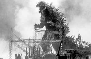I am Godzilla!  Hear me roar!