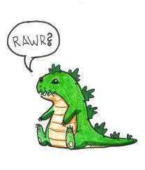 Little Godzilla?