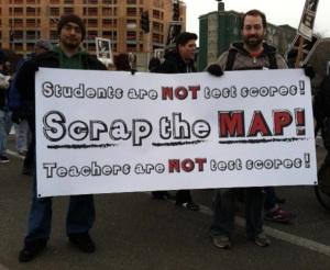 Scrap the MAP!