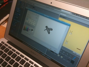 Building art assets for variables in Scratch