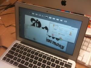 Setting up workflow desktop windows for each class
