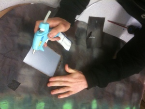 Applying the controller skin