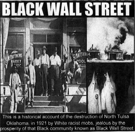 A Truly Black Wall Street