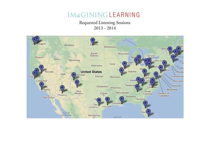 Listeningsessionmap